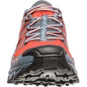 La Sportiva Ultra Raptor - Chaussures running Homme - gris/orange